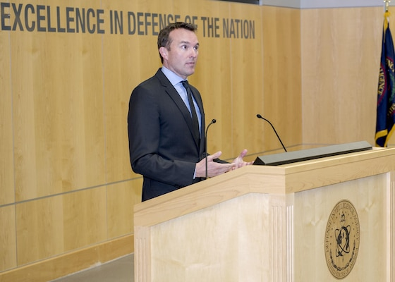 One of the most important things that the LGBT community can do is to live honestly and openly, Fanning said during his remarks to the DIA workforce as part of the agency's 2015 Pride Month celebrations.