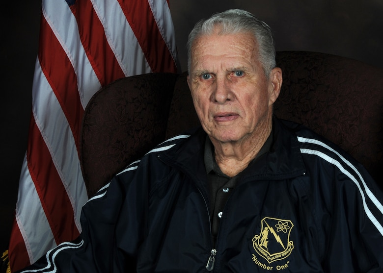 MCGHEE TYSON AIR NATIONAL GUARD BASE, Tenn. - Retired Air Force Col. Edmund C. Morrisey July 1, 2015 at the I.G. Brown Training and Education Center.  (U.S Air National Guard photo by Senior Master Sgt. Paul Mann/Released)