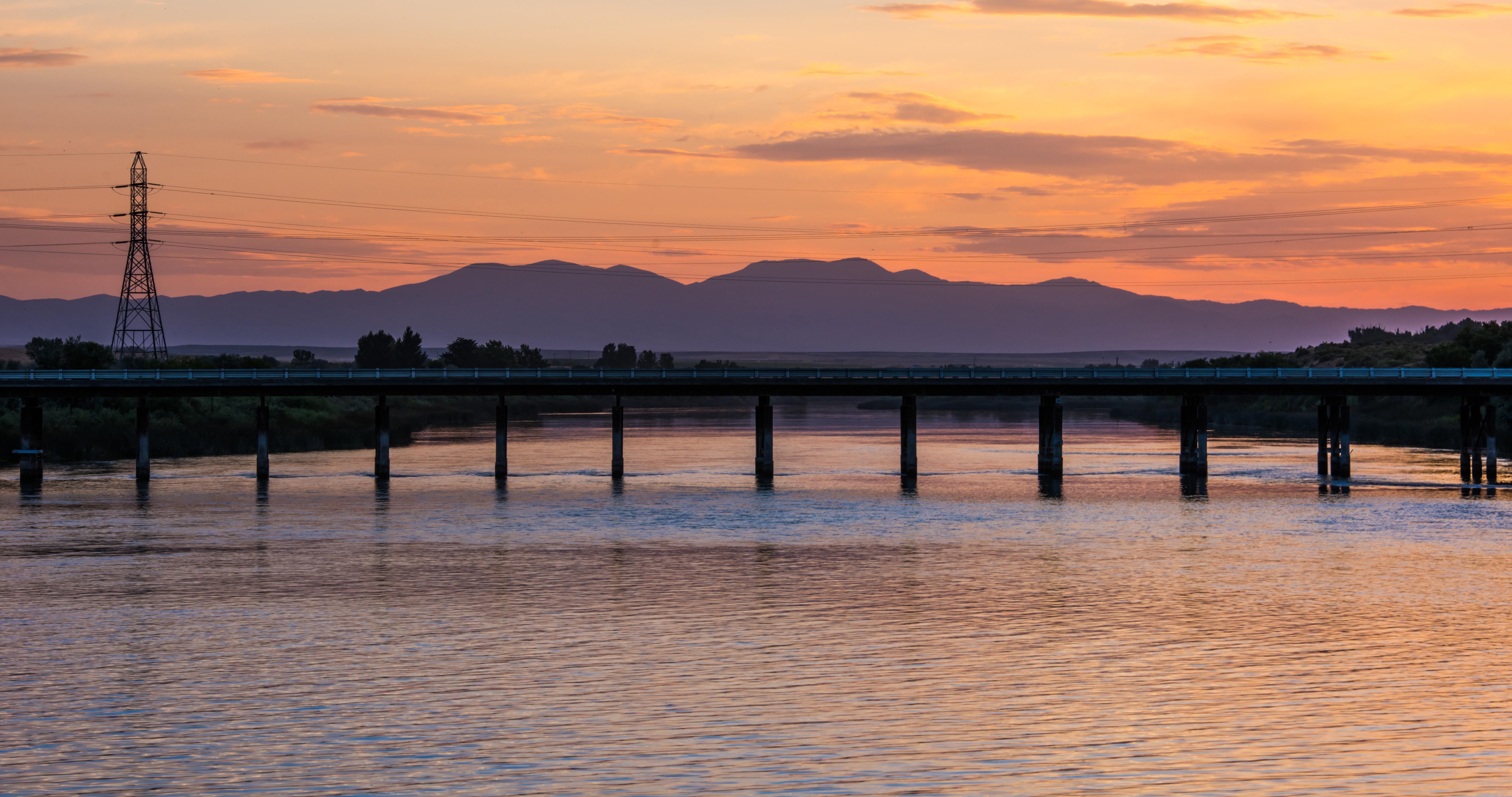 Unearthing Idaho - C J  Strike Reservoir > Mountain Home Air Force