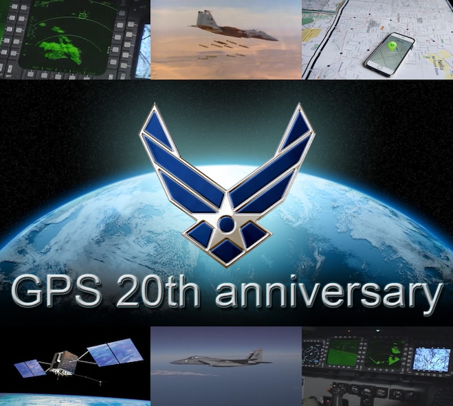 On July 17, 1995, the U.S. Air Force announced the Global Positioning System had reached full operational capability. GPS began as a military technology proving it's capabilities in 1990 and 1991 during Operations Desert Shield and Desert Storm, and were relied on heavily by allied troops to navigate the featureless deserts in Saudi Arabia, Kuwait and Iraq. Since then, GPS technology has been integrated into most areas of modern life. There are approximately four billion GPS-enabled devices worldwide. (U.S. Air Force photo Illustration by Airman 1st Class Rachel Loftis)