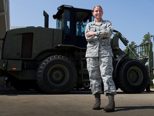 Capt. Julie Farrand, 919th Special Operations Logistics Readiness Squadron, recently served as the first lead logistician in the 2015 joint service Emerald Warrior exercise.  She is a traditional reservist stationed at Duke Field Fla.  (U.S. Air Force photo/Tech. Sgt. Jasmin Taylor)
