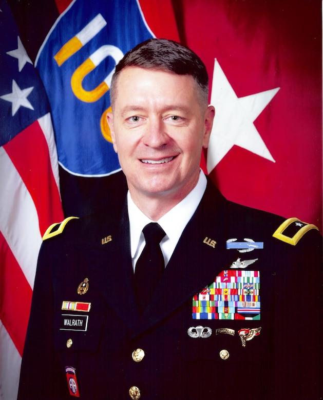 Brigadier General Jason L. Walrath