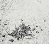 Damaged runways