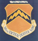 The 56th became a tactical fighter wing on June 30, 1975, when it moved to MacDill Air Force Base, Florida.