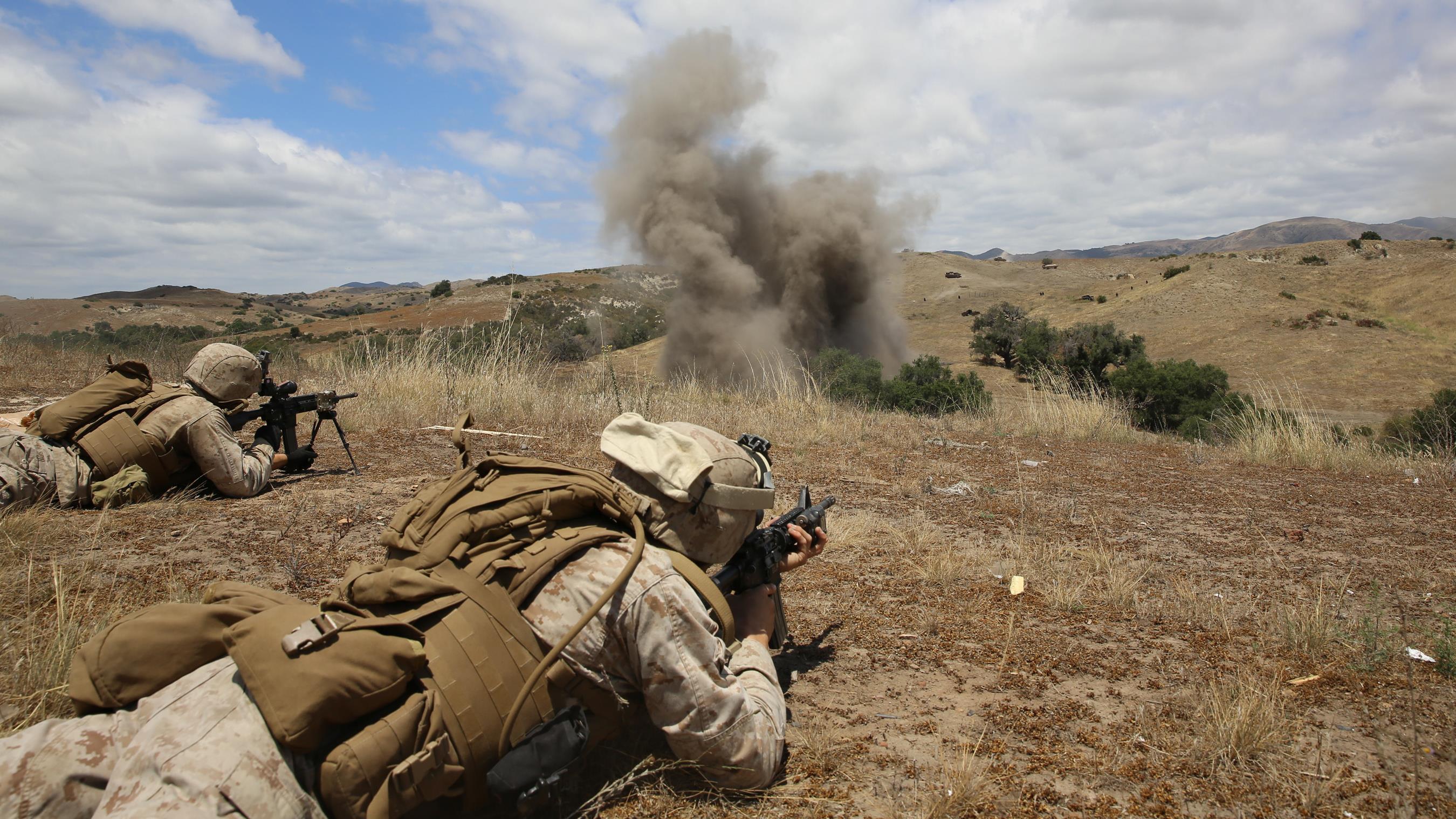 advanced infantry courses hone warfighting skills  shape