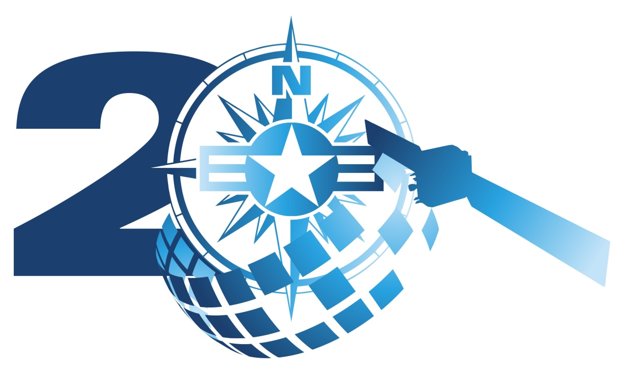 The 20th anniversary of the GPS full operational capability is July 17, 2015. (Courtesy graphic)