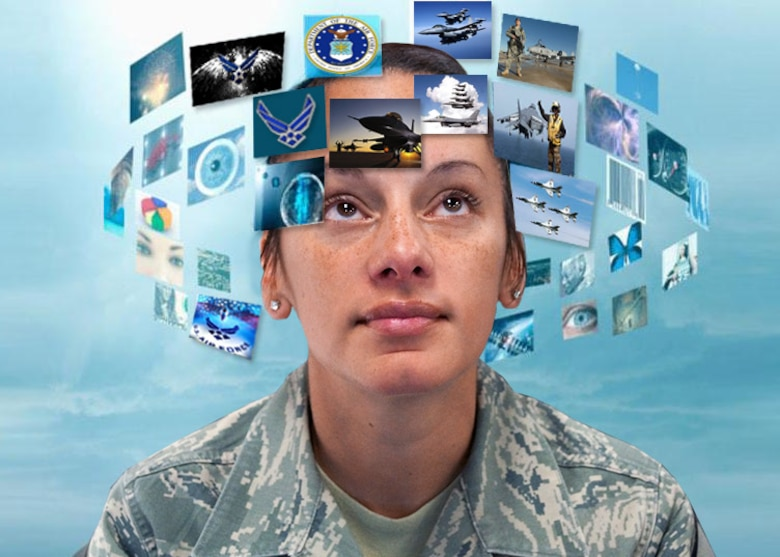 The U.S. Air Force has a critical mission: Fly, fight, and win in Air, Space and Cyber Space. (U.S. Air Force Graphic Illustration/Quinn Jacobson)