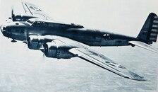 Heavy B-17C bombers cracked the runways.
