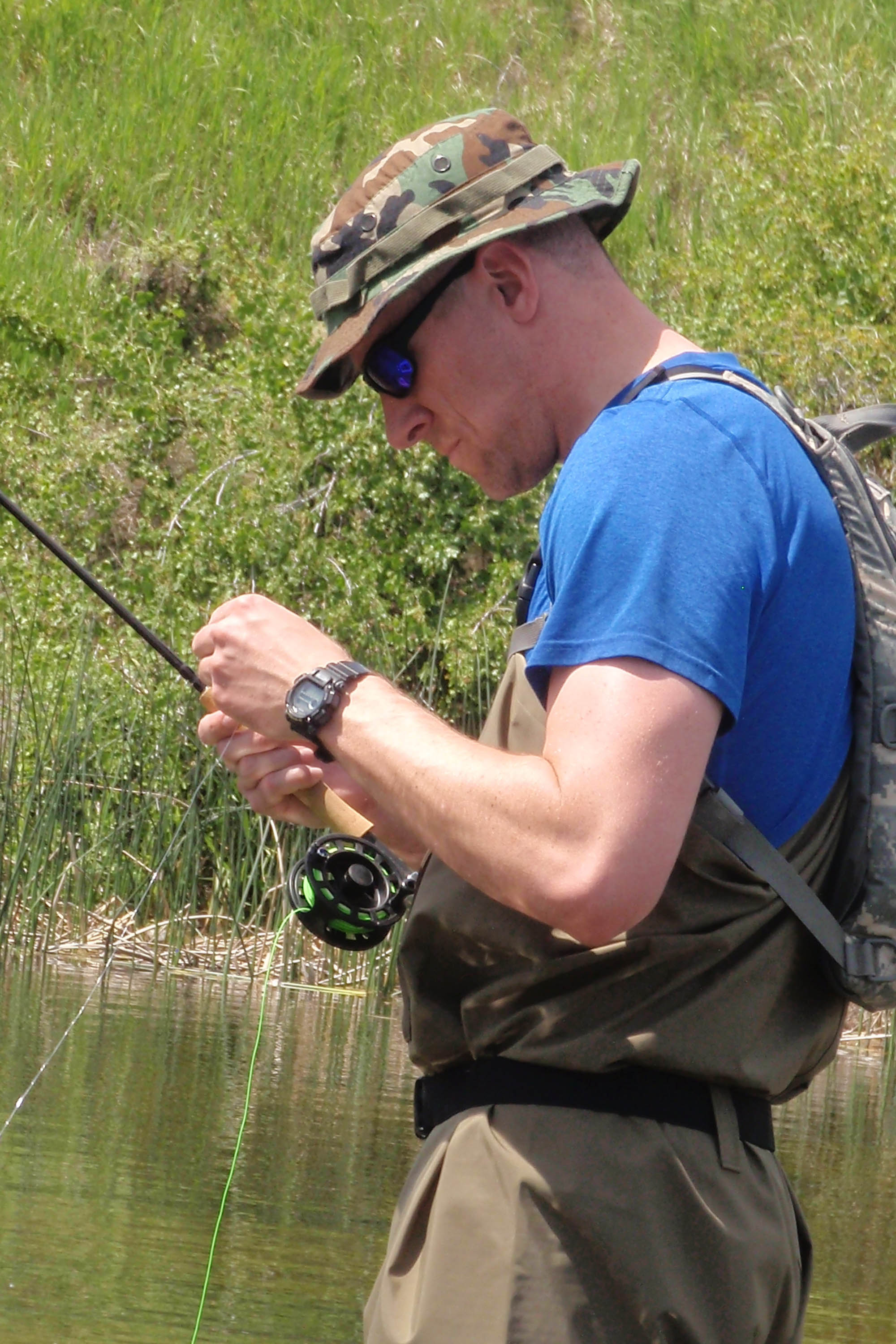 Montana meandering fly fishing tips for beginners for Fly fishing techniques