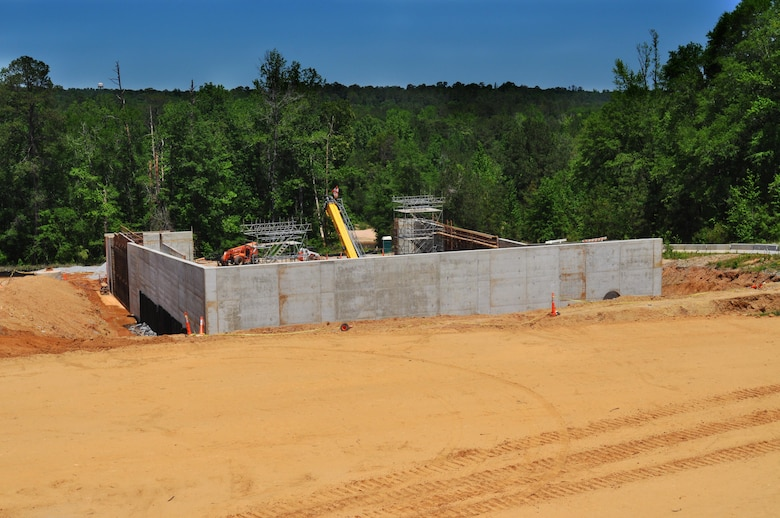 Officials broke ground at the site of the new Martin Army Community Hospital at Fort Benning, Ga., April 29, 2011