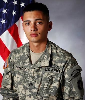Army Sgt. Martin C. Ennor