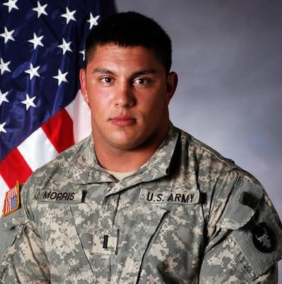 Army 1st Lt. Nicholas R. Morris