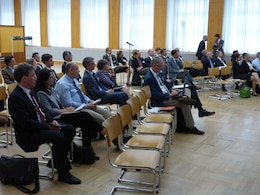 Symposium was on Preventive Water Diplomacy – Developments and New Concepts