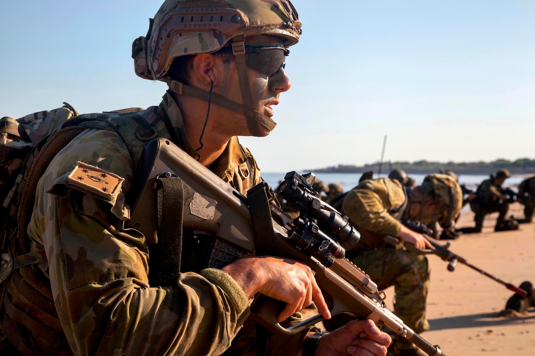 australian defence force essay The australian defence force's (adf) ranks of officers and enlisted personnel in each of its three service branches of the royal australian navy (ran).