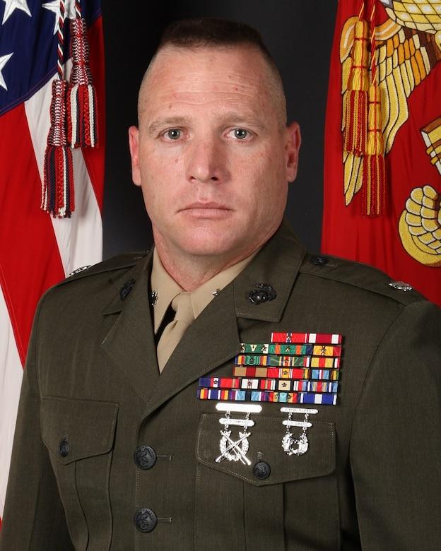 Lieutenant Colonel Philip C. Laing