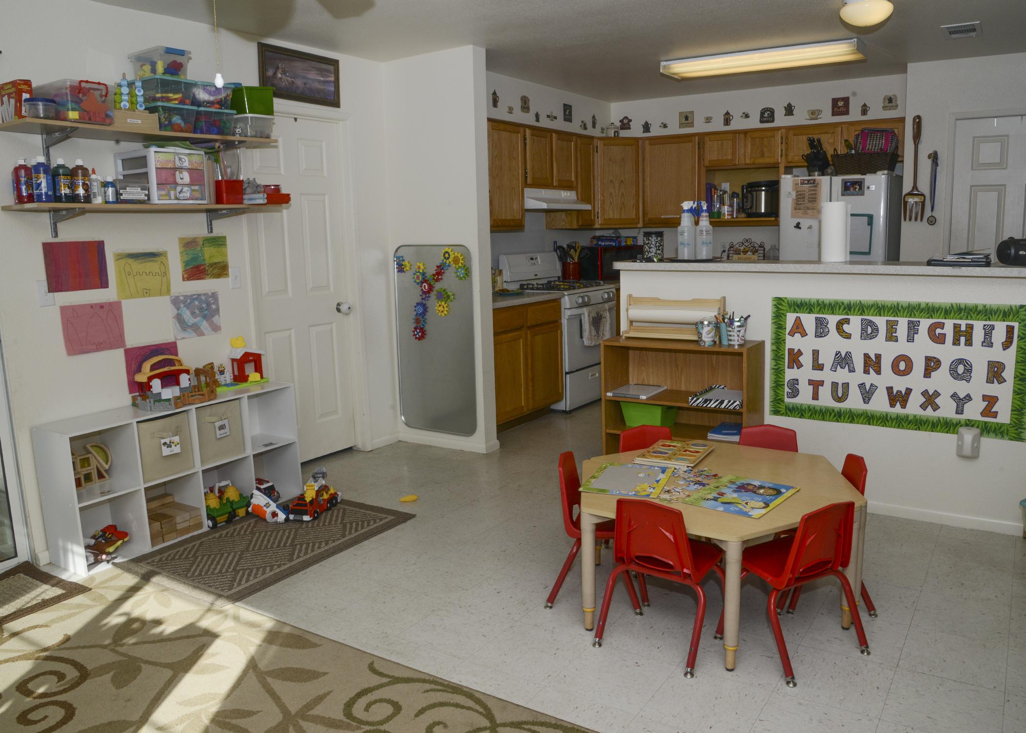 Home Daycare Ideas Set Up: Photos