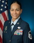 Master Sergeant Maria Victoria R. Quitugua, 2015 Air National Guard Outstanding Senior NCO of the Year. (Air National Guard photo by Master Sgt. Marvin R. Preston/Released)