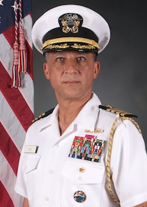 CAPTAIN Edward J. Eder, Chief of Staff, Joint Interagency Task Force West (JIATF West)