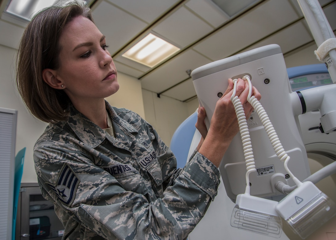 Staff Sgt. Lindsey Fuentes, 366th Medical Support Squadron biomedical equipment technician, was named one of 12 Outstanding Airmen of the Year for 2015, for Air Combat Command. An Air Force selection board at the Air Force Personnel Center considered 35 nominees who represented major commands, direct reporting units, field operating agencies and Headquarters Air Force. The board selected 12 Airmen based on superior leadership, job performance and personal achievements. (U.S. Air Force photo by Roy Lynch III)