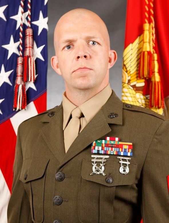 First Sergeant Mizzell