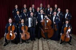 The Air Force Strings embark on a tour of New England on July 31. Check The