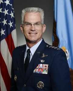 Gen. Paul Selva, photographed in the Pentagon, July 31, 2015, in preparation for his taking the position of Vice Chairman, Joint Chiefs of Staff.  (U.S. Air Force photo/Scott M. Ash)