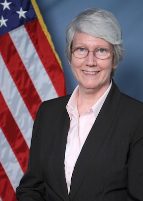 Ms. Pamela Henson will retire from Air Force Research Laboratory, following 12 years as Financial Director and Comptroller, on June 2, 2015. (U.S. Air Force photo)
