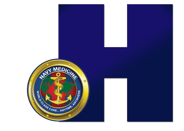 The Blue-H Navy Surgeon General's Health Promotion and Wellness Award encourages and rewards the promotion of health in Navy and Marine Corps organizations. The award is divided into three levels and Naval Branch Health Clinic Albany, located aboard Marine Corps Logistics Base Albany, received the Bronze Anchor.
