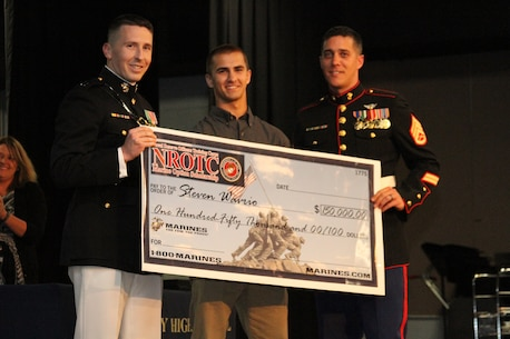 Naval Reserve Officers Training Corps Marine Option Scholarship ...