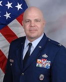 Col. William C. Peterson, Director of Staff, Air Education and Training Command. (U.S. Air Force photo)