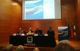 Technical seminar on Navigation in the Douro River organized by the Port of Leixões.