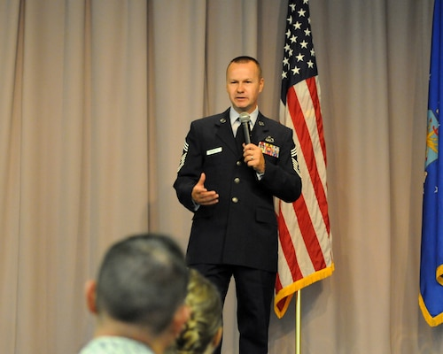 Air Force Selects Ang Airman As First Sergeant Academy Commandant