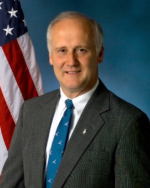 Dr. Richard Linderman, the Chief Scientist, Information Directorate, Air Force Research Laboratory, is a 2014 Presidential Distinguished Rank award recipient. (U.S. Air Force photo)