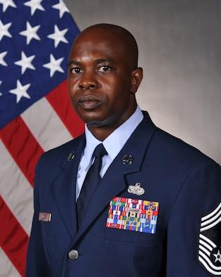 Chief Master Sgt. Jacob P.E. Dunbar
