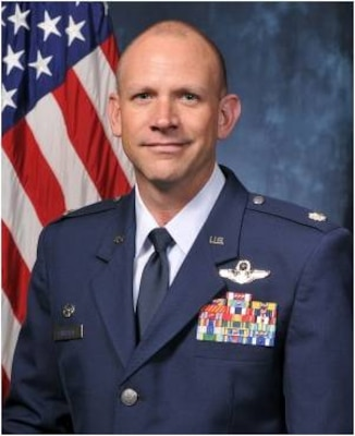 3bb377440cc Lieutenant Colonel Kevin A. Davidson commands the 557th Flying Training  Squadron, United States Air