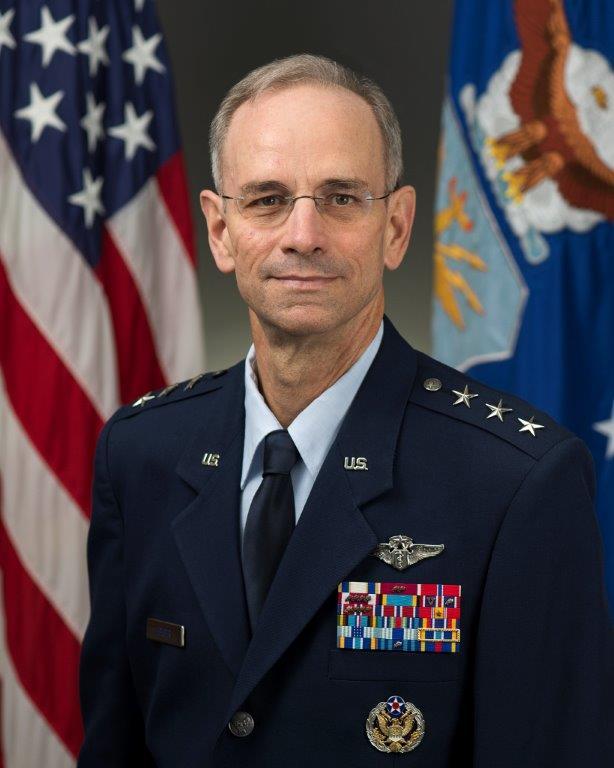 LIEUTENANT GENERAL MARK A. EDIGER > U.S. Air Force > Biography Display