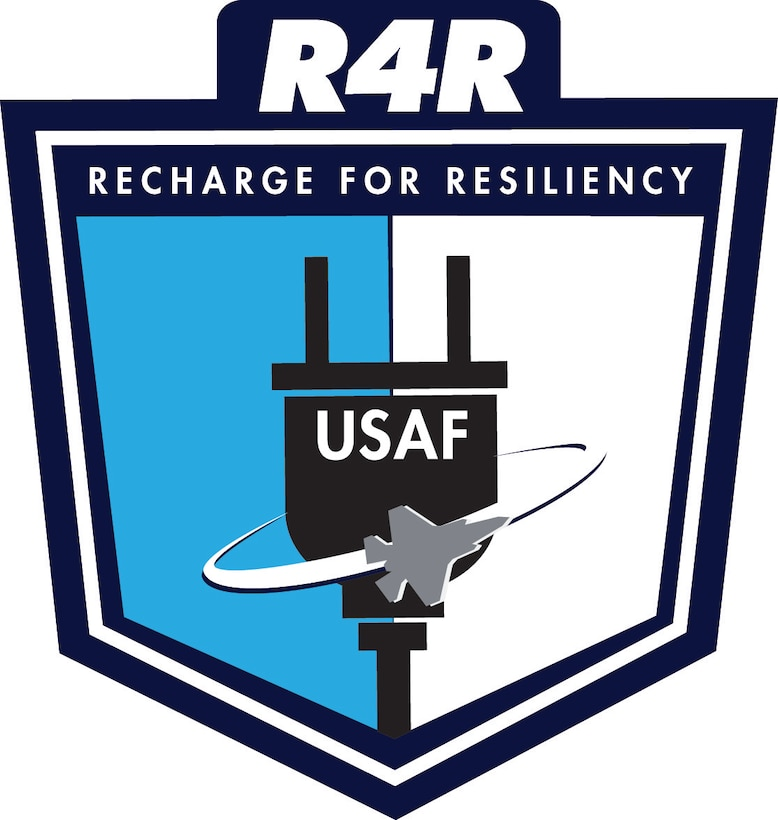 """The Air Force recently kicked off a new recreationally focused program – """"Recharge for Resiliency"""" – to help ease the post-deployment reintegration process. Individuals or families can take advantage of the program after their sponsor is away for 30 days or more in support of an operational mission; or upon return from their time away. (Courtesy graphic)"""