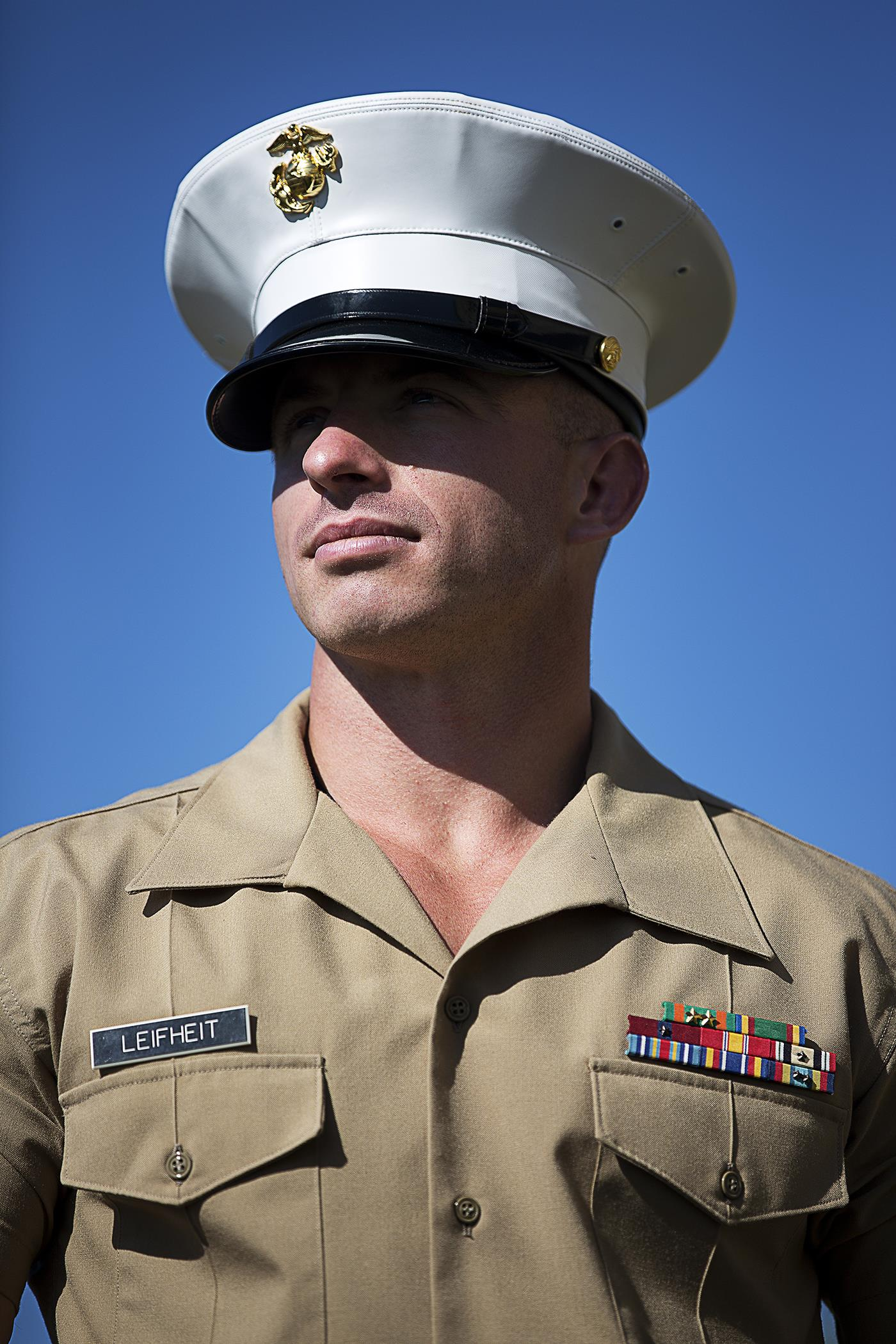 Marine recruiter in Idaho saves man's life after suicide ...
