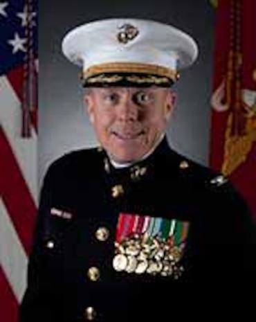 MCESG Commanding Officer: Col. Rollin D. Brewster