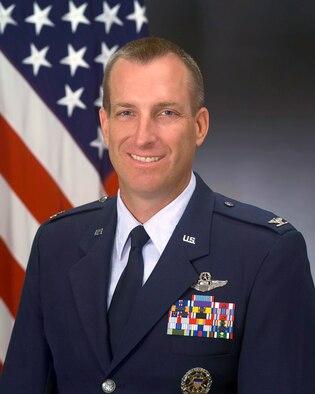 Col. William F. Andrews, 1958-2015  (U.S. Air Force photo)