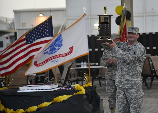 US Army celebrates 240th birthday with coalition partners US