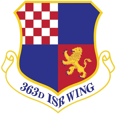 363d ISR Wing Shield