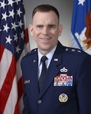Official Air Force Image: MGen Timothy Green Bio Photo