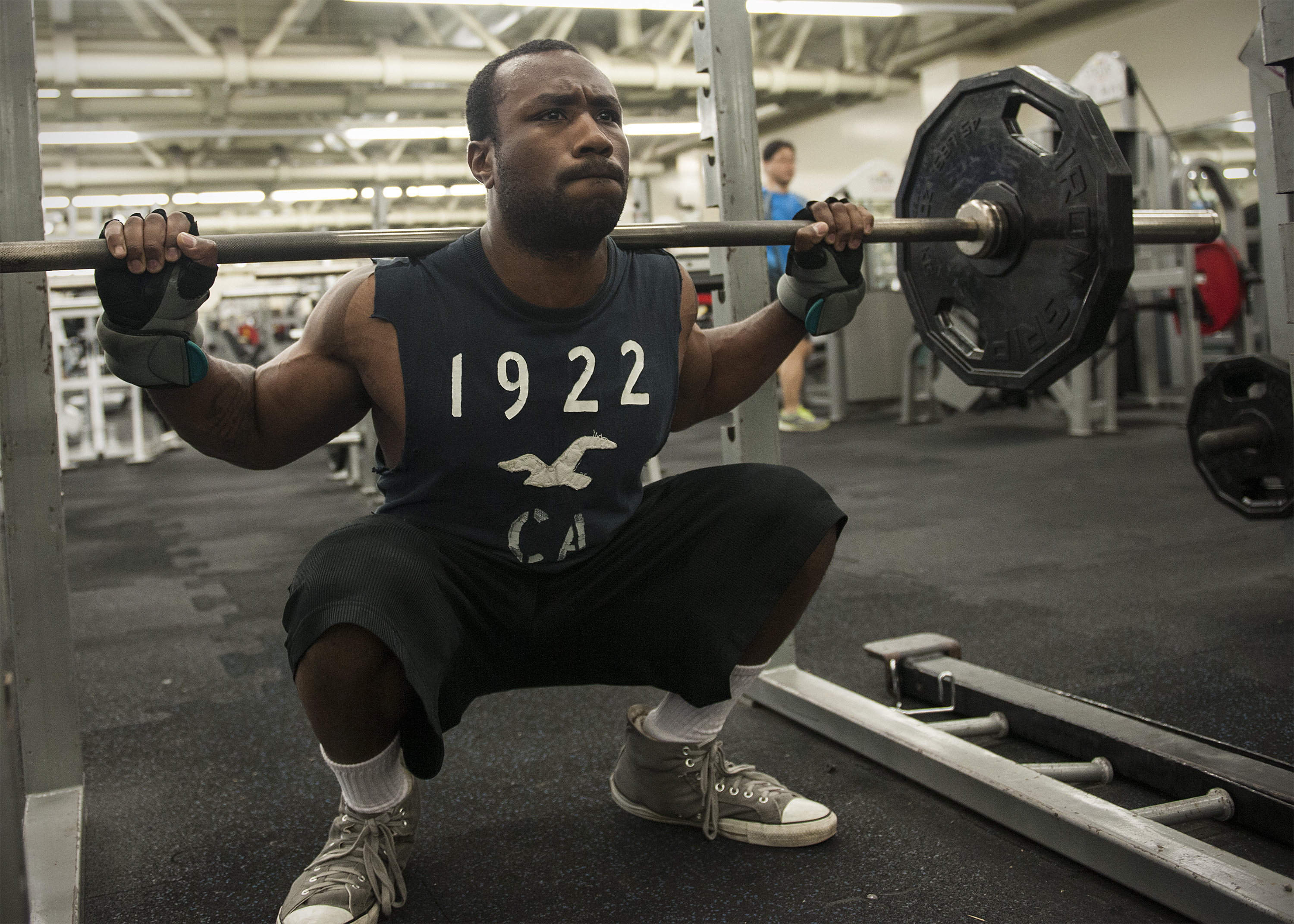 Strength training 101: HAWC classes help improve fitness > Kunsan ...