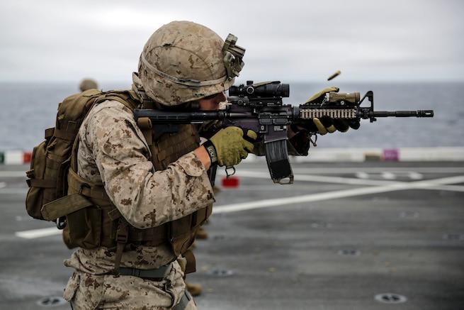 marksmanship essay