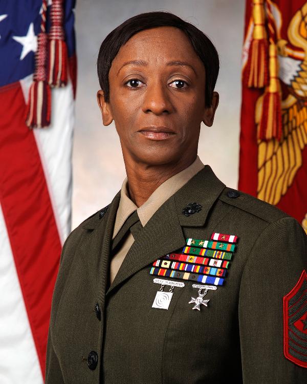 Stephanie K Murphy Gt Marine Corps Logistics Command