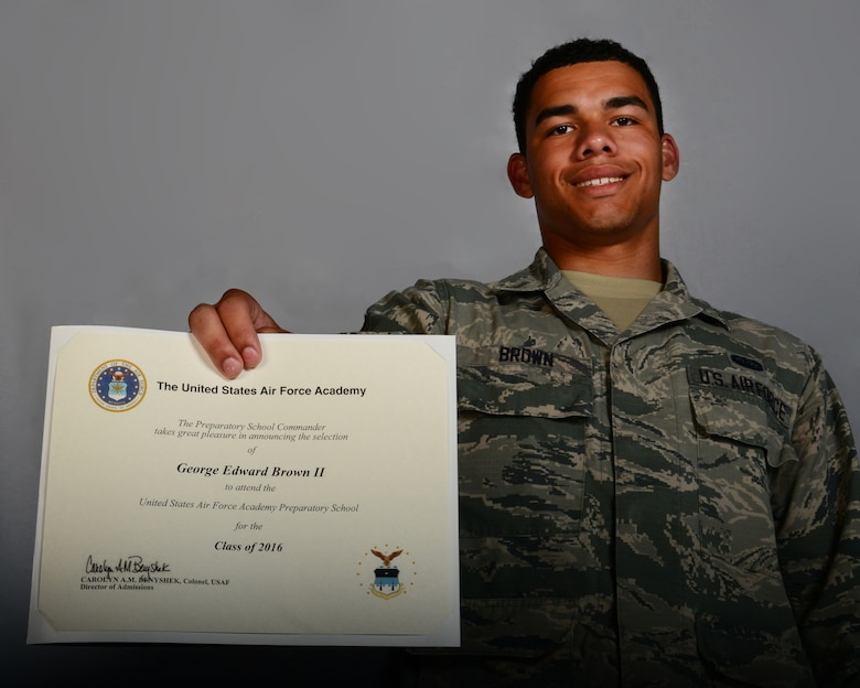 From rejected to accepted, one Airman's journey to becoming a