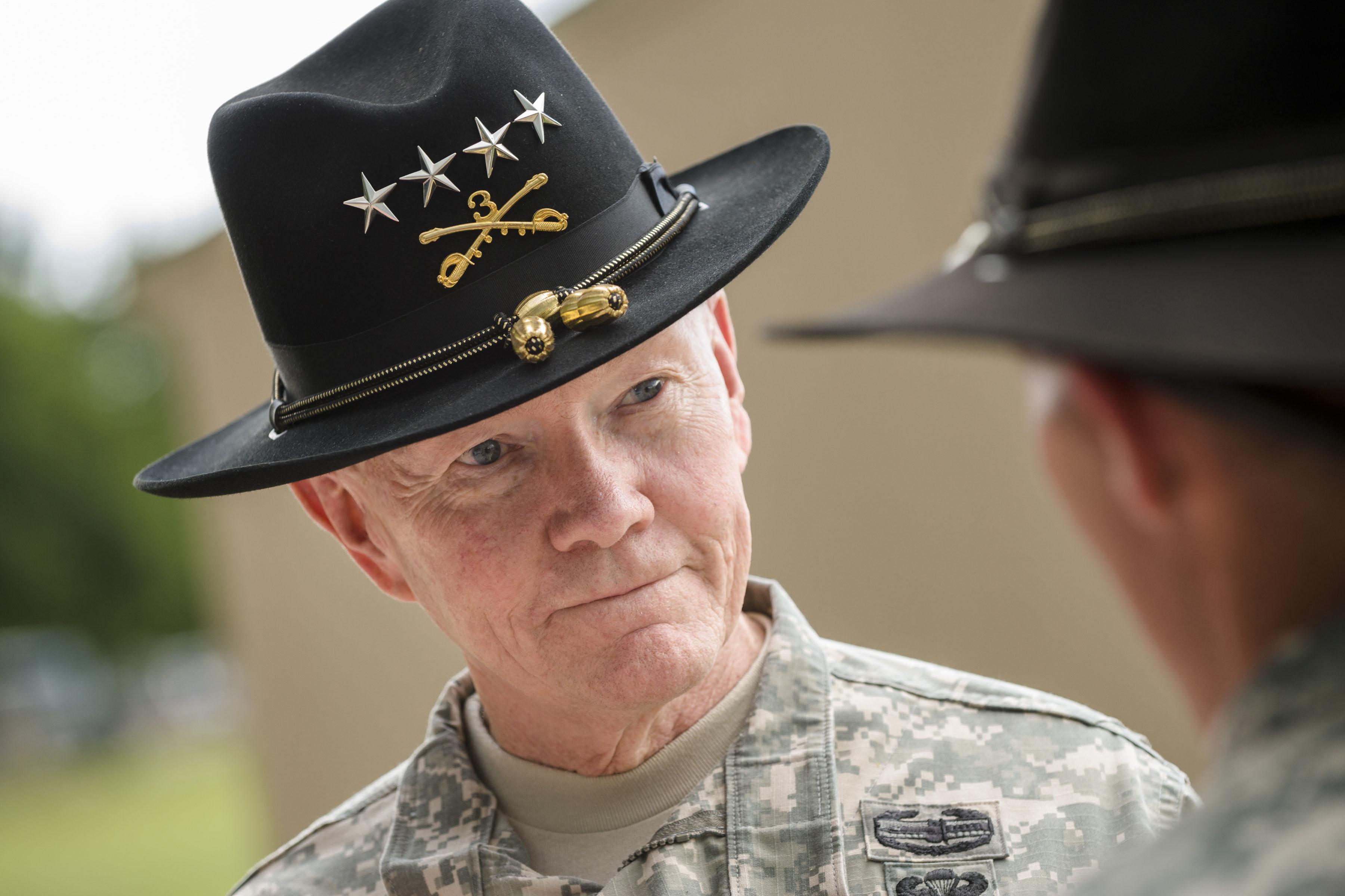 3e0c24a0a9 Army Gen. Martin E. Dempsey