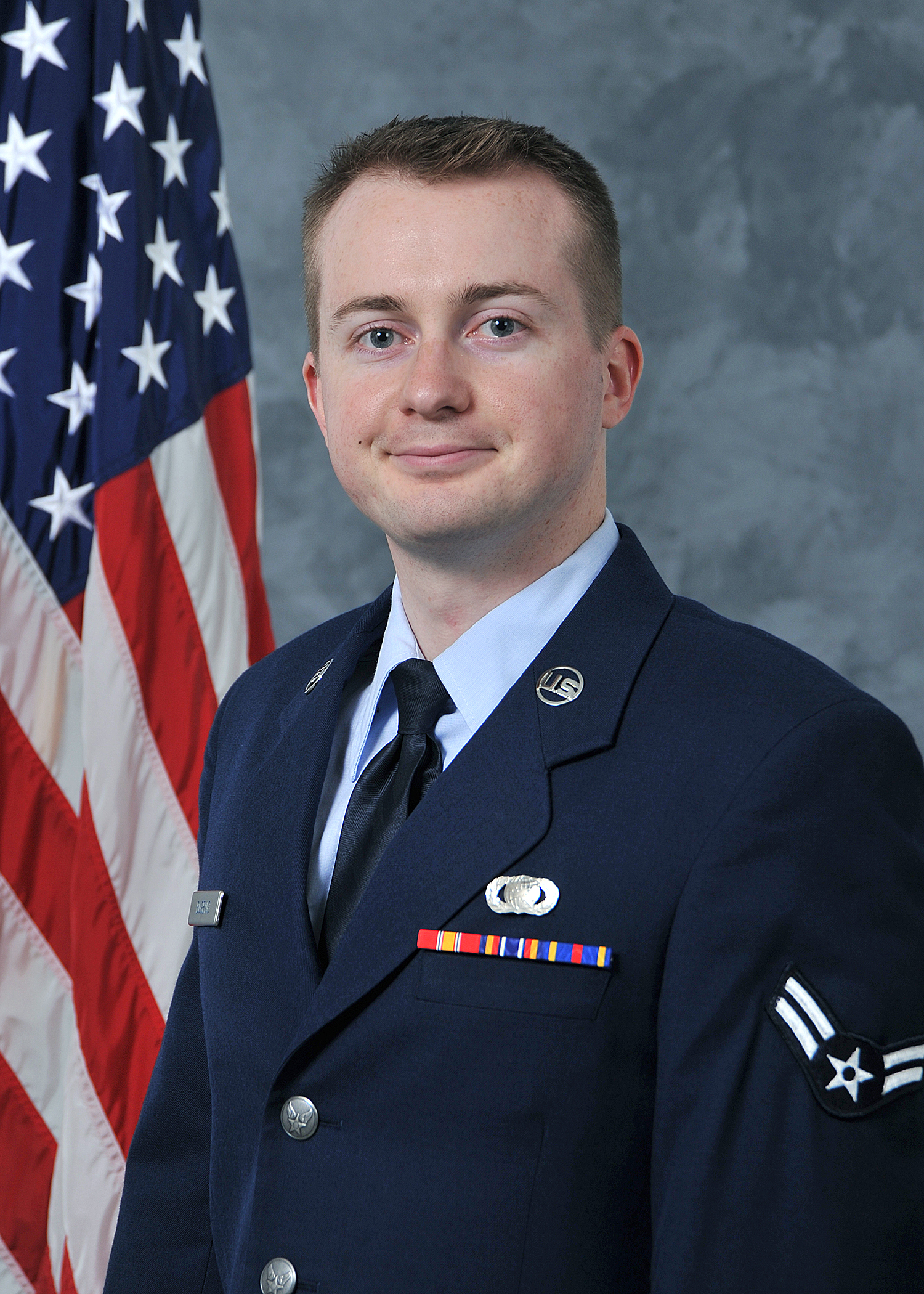 Us air force dress uniform rank placement