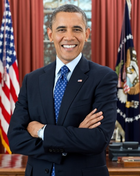 President Barack Obama (White House photo)